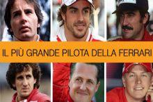 Il miglior pilota Ferrari della storia